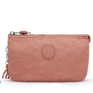 Kipling Creativity Large Pouch - Kind Rose